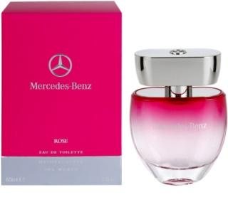 Mercedes-Benz Mercedes Benz Rose eau de toilette voor Vrouwen