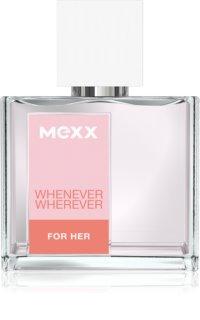 Mexx Whenever Wherever Eau de Toilette για γυναίκες