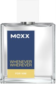 Mexx Whenever Wherever voda po holení