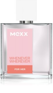Mexx Whenever Wherever eau de toilette da donna