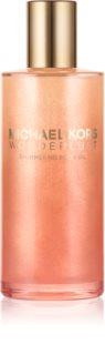 Michael Kors Wonderlust масло з мерехтливими частинками для тіла