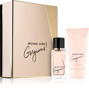 Michael Kors Gorgeous! подарунковий набір I. (для жінок)