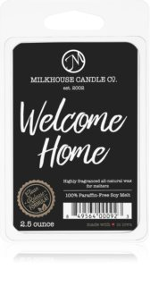 Milkhouse Candle Co. Creamery Welcome Home illatos viasz aromalámpába