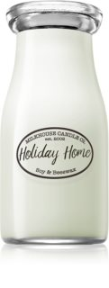 Milkhouse Candle Co. Creamery Holiday Home duftkerze  Milkbottle