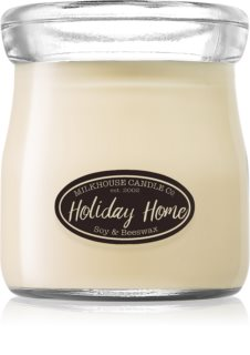 Milkhouse Candle Co. Creamery Holiday Home vonná svíčka Cream Jar