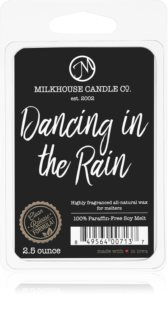 Milkhouse Candle Co. Creamery Dancing in the Rain восък за арома-лампа