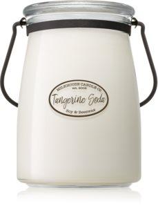 Milkhouse Candle Co. Creamery Tangerine Soda  duftkerze  Butter Jar