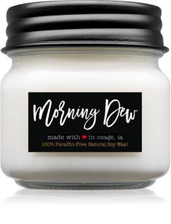 Milkhouse Candle Co. Farmhouse Morning Dew αρωματικό κερί