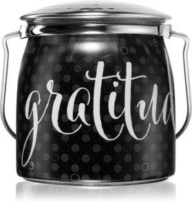 Milkhouse Candle Co. Creamery Gratitude vonná svíčka Butter Jar I.