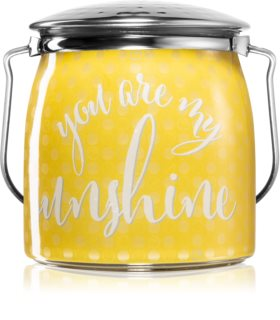 Milkhouse Candle Co. Creamery You Are My Sunshine ароматическая свеча