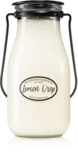 Milkhouse Candle Co. Creamery Lemon Drop lumânare parfumată