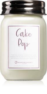 Milkhouse Candle Co. Farmhouse Cake Pop bougie parfumée