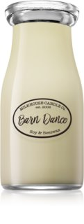 Milkhouse Candle Co. Creamery Barn Dance mirisna svijeća Milkbottle