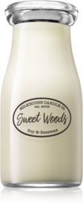 Milkhouse Candle Co. Creamery Sweet Woods