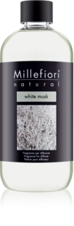 Millefiori Natural White Musk reumplere în aroma difuzoarelor
