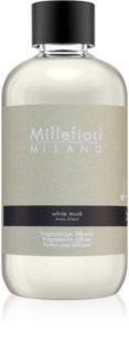 Millefiori Natural White Musk aroma-diffuser navulling