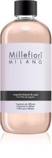 Millefiori Natural Magnolia Blossom & Wood ersatzfüllung aroma diffuser