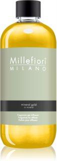 Millefiori Natural Mineral Gold reumplere în aroma difuzoarelor