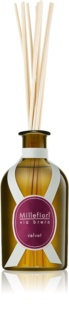 Millefiori Via Brera Velvet diffuseur d'huiles essentielles avec recharge