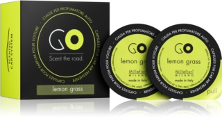 Millefiori GO Lemon Grass car air freshener Refill