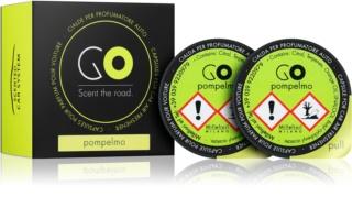 Millefiori GO Pompelmo vôňa do auta náhradná náplň