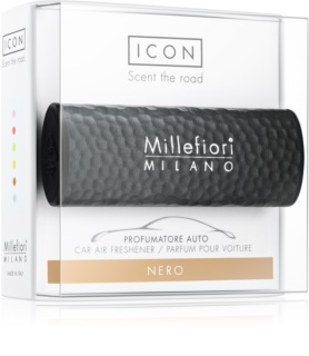 Millefiori Icon Nero miris za auto Hammered Metal