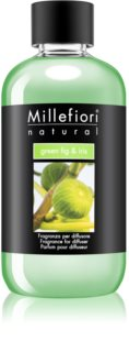 Millefiori Natural Green Fig & Iris recharge pour diffuseur d'huiles essentielles