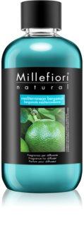 Millefiori Natural Mediterranean Bergamot napełnianie do dyfuzorów