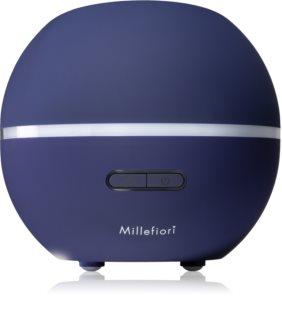 Millefiori Ultrasound Half Sphere Blue Ultraschall Aroma Diffuser