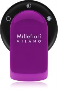 Millefiori GO Sandalo Bergamotto vôňa do auta viola