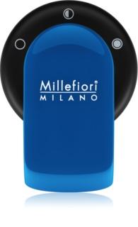 Millefiori GO Sandalo Bergamotto luftfrisker til bil lyseblå