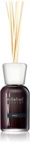 Millefiori Natural Nero aroma diffuser with filling