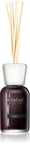 Millefiori Natural Nero aroma difusor com recarga
