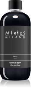 Millefiori Natural Nero refill for aroma diffusers