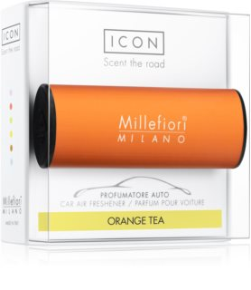 Millefiori Icon Orange Tea vôňa do auta Classic