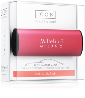 Millefiori Icon Icing Sugar car air freshener Classic