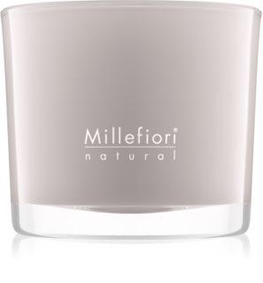 Millefiori Natural White Musk dišeča sveča