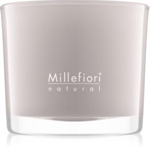 Millefiori Natural White Musk vonná sviečka