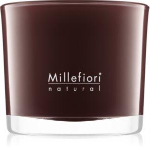 Millefiori Natural Sandalo Bergamotto αρωματικό κερί