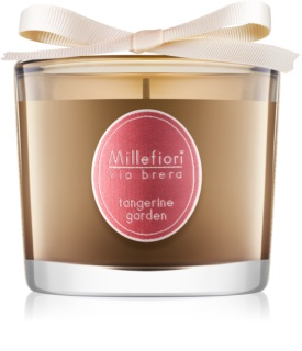 Millefiori Via Brera Tangerine Garden vonná sviečka