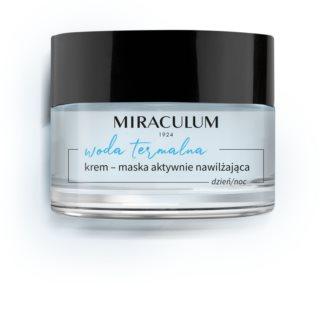 Miraculum Thermal Water feuchtigkeitsspendende Creme-Maske