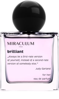 Miraculum Brilliant Eau de Parfum für Damen