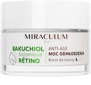 Miraculum Bakuchiol feuchtigkeitsspendende und festigende Creme gegen Falten