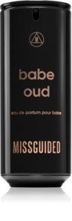 Missguided Babe Oud parfémovaná voda pro ženy
