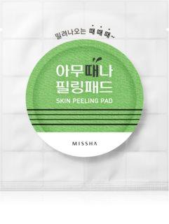 Missha Skin Peeling Pad пілінг-диск