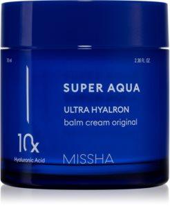 Missha Super Aqua 10 Hyaluronic Acid bálsame hidratante para rosto