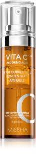 Missha Vita C Plus C-Vitamiini Kirkastava Seerumi  Pigmenttipisteiden Korjaukseen