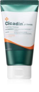 Missha Cicadin pH Blemish Foaming Face Wash for Sensitive Skin