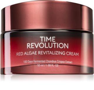 Missha Time Revolution Red Algae дневен ревитализиращ и регенериращ крем  с екстракти от водорасли