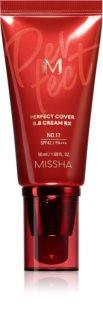 Missha M Perfect Cover RX ББ крем с висока UV защита